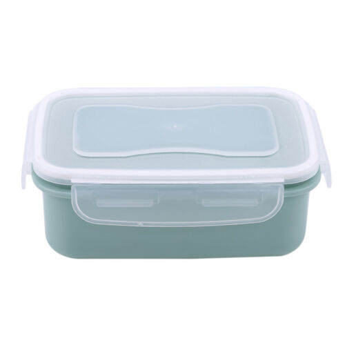 Lunch Box Portable Picnic Microwave Bento Food Snack Fruit Storage Container SL