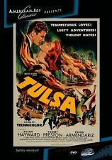 Tulsa (Susan Hayward) - Region Free DVD - Sealed