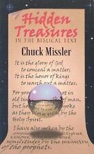 Hidden Treasures in the Bible by Chuck Missler (2000, Paperback)