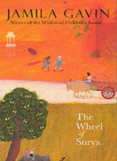 Wheel of Surya,Jamila Gavin