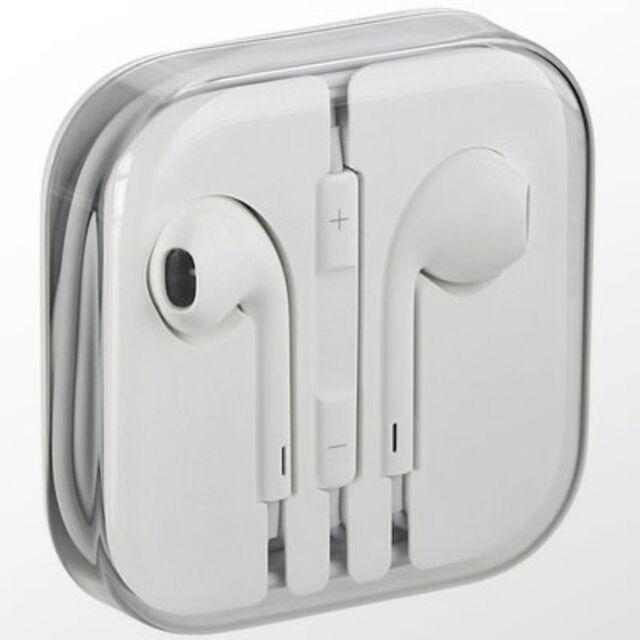 Original Apple MD827ZM/A Headset Kopfhörer EarPods für Ipod Nano 5. 6. 7. Gen.