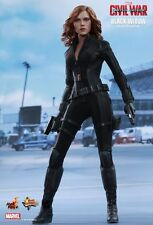 Hot Toys Captain America: Civil War Black Widow - MMS365