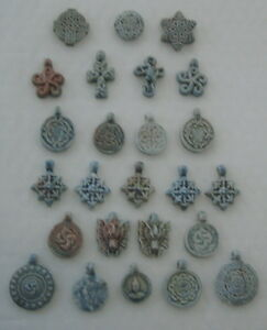 From peru ceramic raku pendants assorted designs and sizes ebay image is loading from peru ceramic raku pendants assorted designs and aloadofball Choice Image
