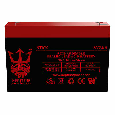 LightAlarms CE1-5BB Compatible Replacement Battery