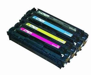4-Toner-compatible-NON-OEM-CB540A-CB541A-CB542A-CB543A-Ljet-CM1312MFP-125A-OK