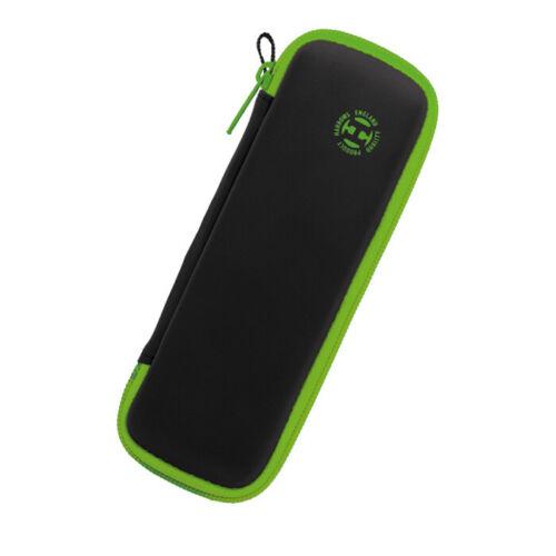 Blaze Case Wallet Grün Schwarz Tasche Green Black Harrows Darts Steel Soft