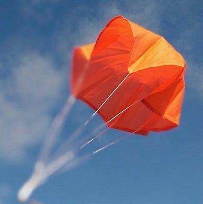 Top Flight Parachute Neon Green 45 Rip Stop Nylon PAR-45