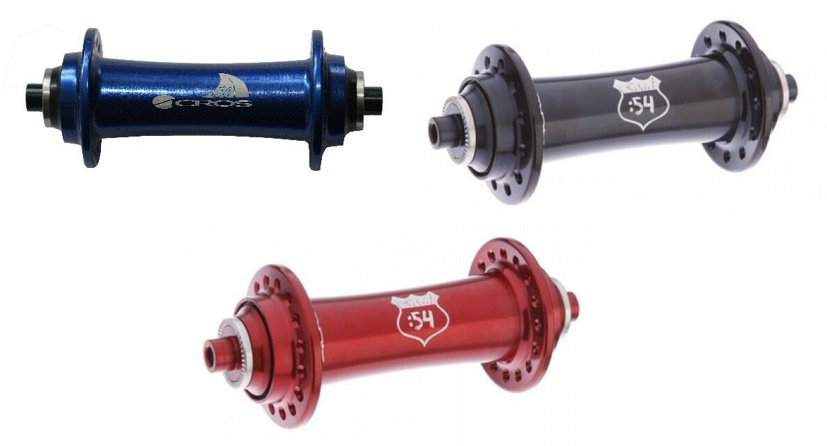 Front hub Acros Road  54-VR 3 15 16in 32-hole in various colours