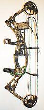 "2015 Martin Archery Krypton Melee Package Set Camo Bow 17#-70# 17""-30"" draw"
