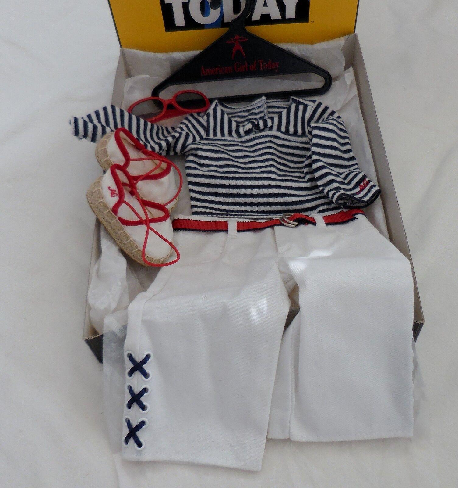 American Girl Doll 2003  NIB Beach Side Outfit