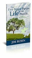 Five Major Pieces To The Life Puzzle By Jim Rohn, (paperback), Jim Rohn Intl , N on sale