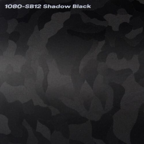 3M 1080 SB12 Autofolie Shadow Black Car Wrapping Folie 152cm Breite 46€//m²