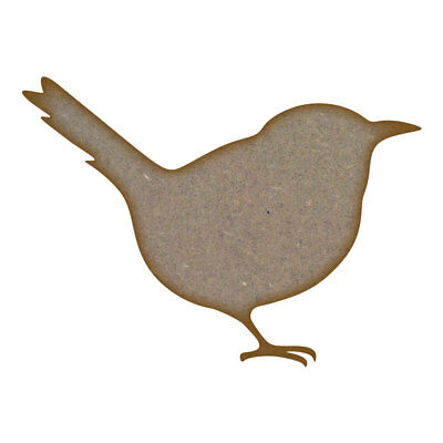 Chicken MDF Laser Cut Craft Blanks in Various Sizes