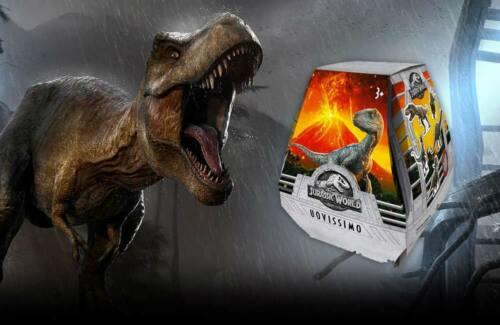 Uovissimo Jurassic World 2020 GLJ90 Uovo Pasqua