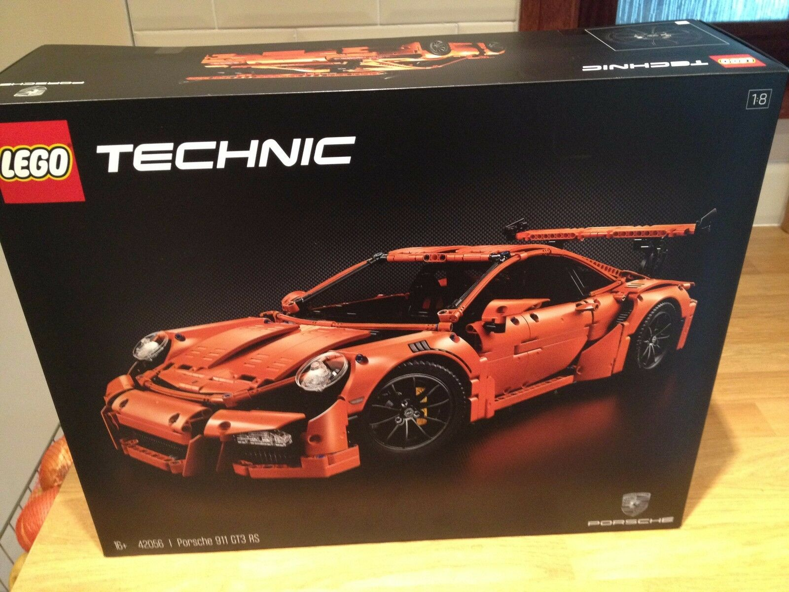 Lego TECHNIC 42056 Porsche 911 GT3 RS  NEW SEALED.