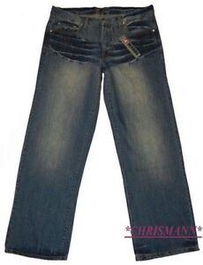 Hose Jeans Denim Kurz 4wards Weit Used Baumwolle 50 Dark Herren gr Blau 25 x0YdqwRqfF