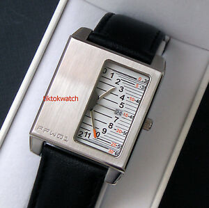Brand-New-LTD-Flyback-Double-aiguilles-type-Watch-Cool-Watch-Retro-Vintage-1970