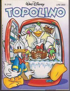 fumetto-TOPOLINO-WALT-DISNEY-numero-2105