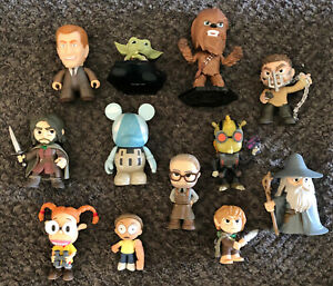 LORD OF THE RINGS Choose Your Mystery Mini Figure Funko NEW