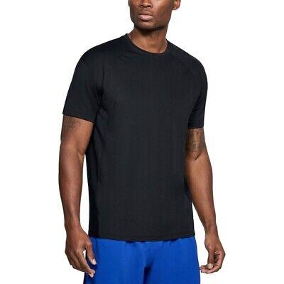 Under Armour Men/'s UA Earn Every Yard FB Wordmark T-Shirt 1305400-001 Black