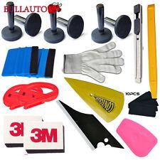 19pcs Install Wrapping Film Applicator Tools Body Kits Car Window Tinting Film