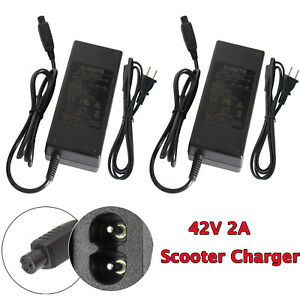 Universal 42V 2A Adapter Charger Power Supply For Self Balancing Scooter 2 Wheel