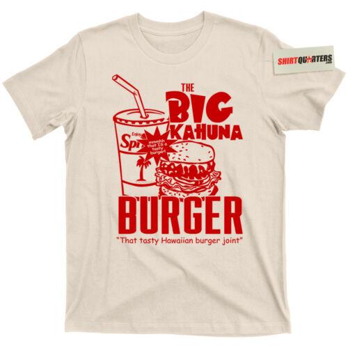 Pulp Fiction Big Kahuna Burger directed by Quentin Tarantino blu ray tee t Shirt
