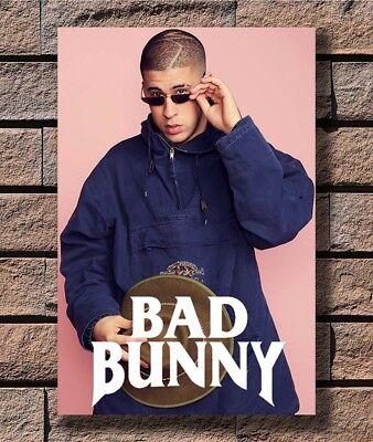 Hot Tekashi 6ix9ine Rapper Music Star Singer New Art Poster 12x18 24x36 T-4958
