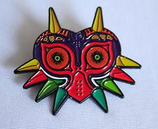 The Legend of Zelda - Majora's Mask Metal Pin Badge