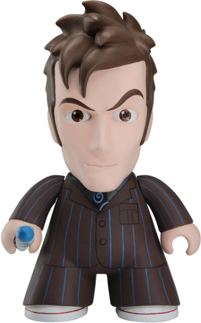 """TITAN DOCTOR WHO 10TH DOCTOR 6.5"""" VINYL FIGURE BRAND NEW GREAT GIFT"""