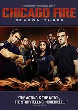 Chicago Fire: Season Three (DVD, 2015, 6-Disc Set)