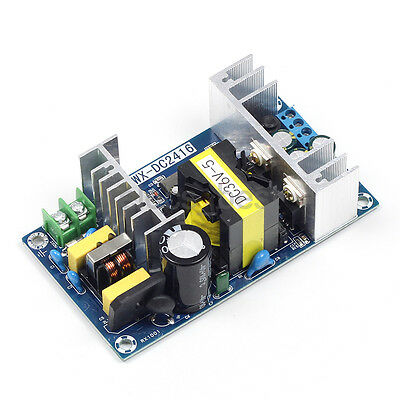 AC-DC 100-240V to 36V 5A 180W 50/60HZ Power Supply Switching Board