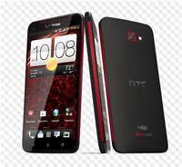 HTC Droid DNA -6435LVW Black (Verizon) Smartphone Cell Phone Unlocked(Page Plus)