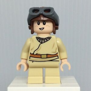 LEGO Star Was Episode 1 sw0640 Modified Young Anakin ...