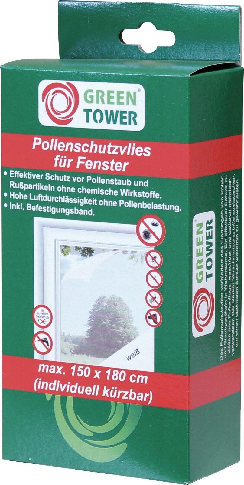 Pollen toile contre pour fenêtre insectes 150x180 CM protection insectes fenêtre 6f39cb