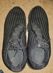1a86e4948d3631 La foto se está cargando Nike-Jordan-Triple-Negro-Gamma-Air-tamano-13-