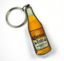 Corona Light Bier USA Flaschen Motiv Flaschenöffner Öffner Opener Bottle Style