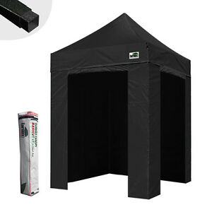 5x5 Photo Booth Ez Pop Up Canopy Commercial Tent W