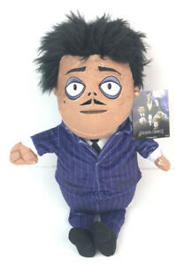 The-Addams-Family-Gomez-Addams-13-034-Plush-Doll-Toy-Plays-Theme-Song-NEW-Horror