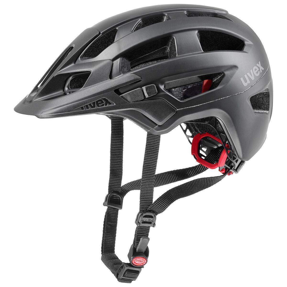 Uvex Finale Finale Finale 2.0 MTB Fahrrad Helm schwarz 2019 d41ffd