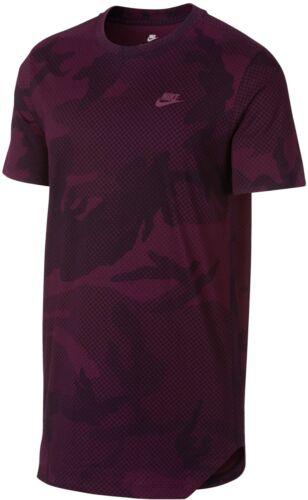 Multicolore shirt 609 Nike homme T asymétrique 875373 pour Nouveau Tech qS6wB5