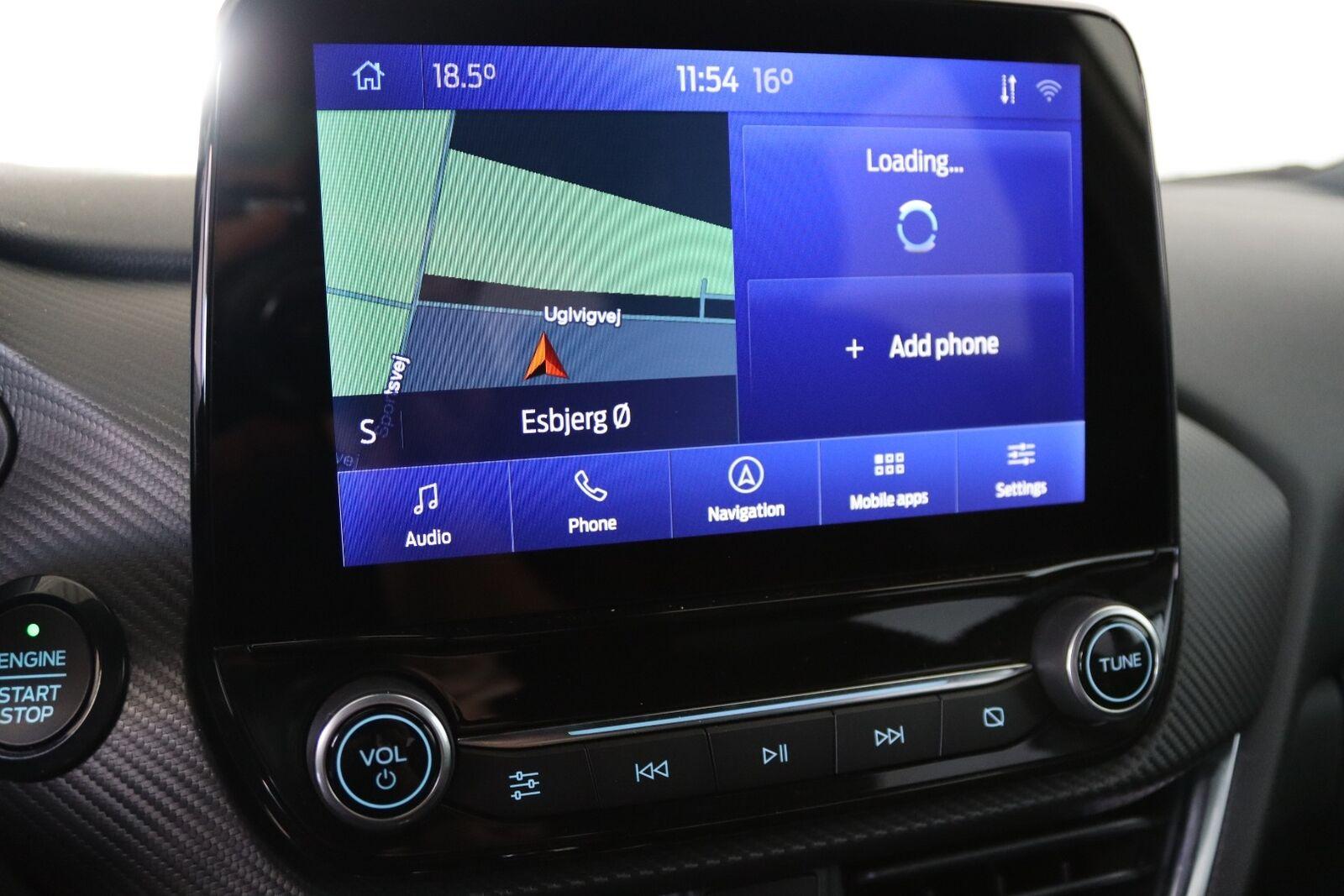 Ford Puma 1,0 EcoBoost mHEV ST-Line X - billede 12