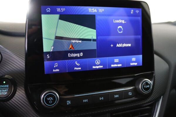 Ford Puma 1,0 EcoBoost mHEV ST-Line X billede 12