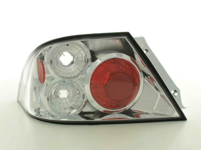 2 lights faros ARRIÈRE FEUX  4250414621025 Mitsubishi Mirage/Lancer  01-06
