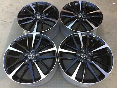75222 New Replacement Aluminum 19x8 Wheel Fits 2018-2019 Toyota Camry