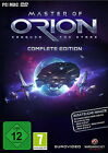 Master Of Orion - Complete Edition (PC/Mac, 2016, DVD-Box)