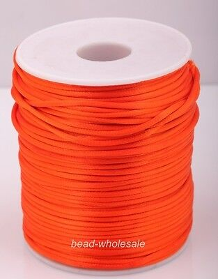 10m New 2mm Nylon Chinese Knot Beading Cord for Jewelry Making / Wire Craft