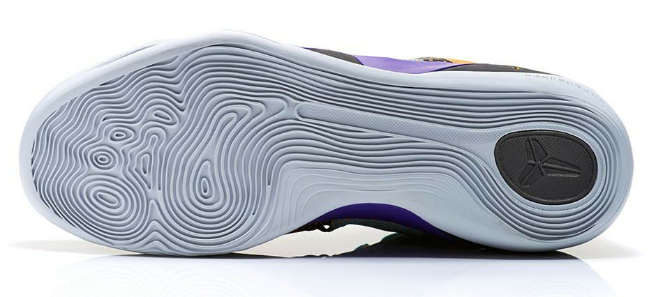 reputable site c6ba4 7cdab ... NIKE Kobe Kobe Kobe 9 IX EM POP ART Purple Grey Black White MultiColor  WTK What