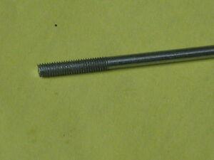100% De Qualité 5 Poussée Tiges-filetage Tiges M3 X 200 Mm