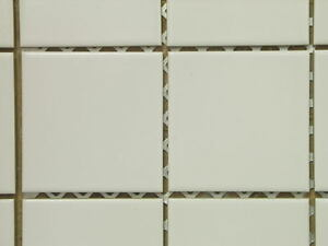 Fußboden Fliesen Mosaik ~ Keramische mosaik fliesen bodenfliesen 9 7x9 7 weiß 10x10 cm ebay